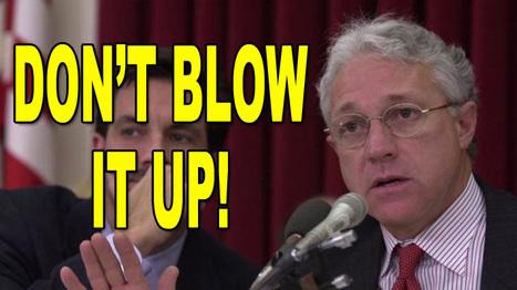 """Don't Blow [FDA] Up"" Urges BIO President Greenwood Anticipating Worst-Case President Trump Scenario | Pharma Industry Regulation | Scoop.it"