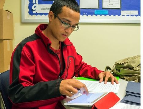 OR: Mobile devices become student learning aids | Hillsboro Tribune | E-Learning for Educators | Scoop.it