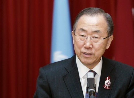 U.N. boss urges Europe to lead climate fight | Sustain Our Earth | Scoop.it
