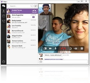 Viber for Windows: Stay connected with all your friends regardless of the device and network   Allmyapps Magazine   Scoop.it