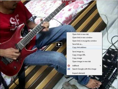 How to Download Facebook Videos | Time to Learn | Scoop.it