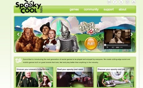 Zynga met la main sur la start-up Spooky Cool Labs, spécialisée dans le social gaming | Gamification | Scoop.it