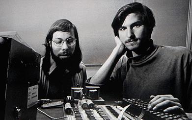 Steve Wozniak: Steve Jobs' deal made me cry - Telegraph | BUSS 4 Research Task | Scoop.it