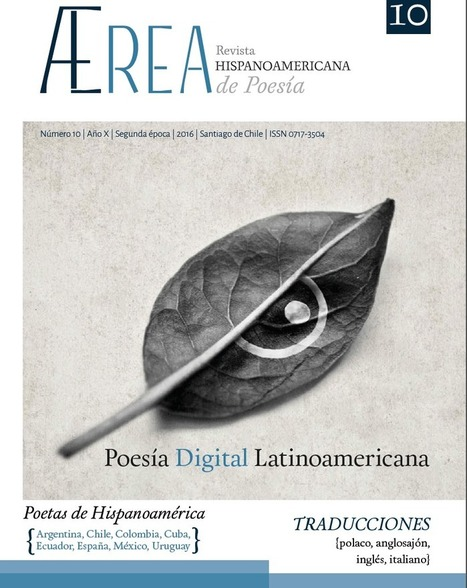 Dossier de Poesía Digital Latinoamericana en revista AErea | Humanidades digitales | Scoop.it