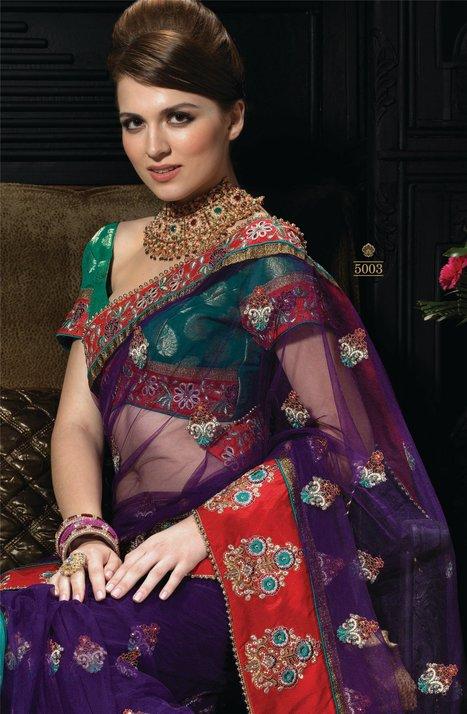 Wedding Saree is Running Highly in Markets   Wedding Sarees   Scoop.it
