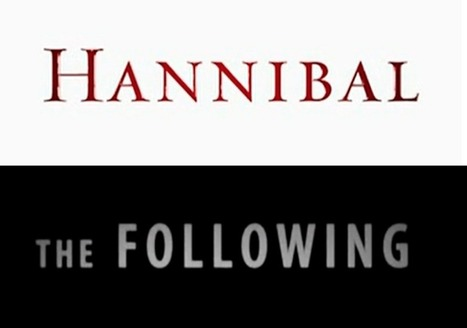 Hannibal y The Following, cara a cara - BENALMADELMAN | Hannibal | Scoop.it