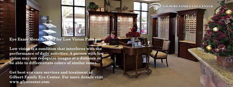 Get Your Vision Restored Through Laser Eye Surgery | Eye Care Clinic Center in Mesa Arizona | Scoop.it