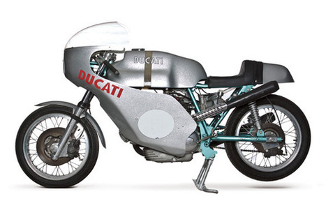 RM Auction - 1972 Ducati 750 200 Miglia Imola Corsa 'Replica'   Chinese Rocket parts Collection.........FOR SALE   Scoop.it