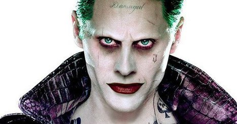 Suicide Squad Director Explains the Joker's Tattoos & Backstory | Best Movies To Watch | Scoop.it