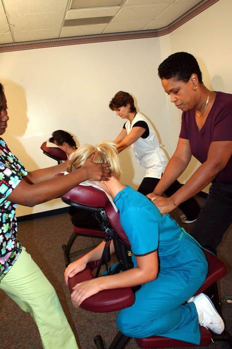 Massage Therapy is an Expanding Career - Chicago Tribune | Massage Therapy | Scoop.it