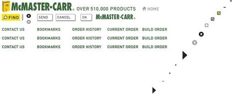 McMaster-Carr | DIY Manufacturing / 3d Printing | Scoop.it