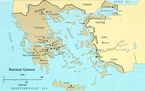 map_ancient_greece_large.jpeg (776x486 pixels) | Early Ancient Greece | Scoop.it