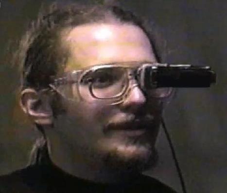 Wearable tech pioneer and Google Glass mastermind   Wearable Tech in HE   Scoop.it