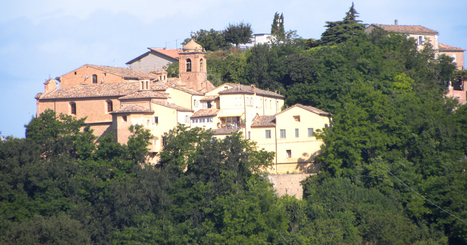A Week in a Lovely Apartment from £250 | Holidays in Marche | Scoop.it