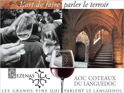 Vendredis du Vin 54 : jouons le jeu …d'une nouvelle appellation : Languedoc-Pézenas | Vendredis du Vin | Scoop.it