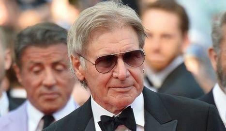 Harrison Ford se blesse lors du tournage: une chute de Faucon Millenium bénigne.   Star Wars: épisode 7   Scoop.it