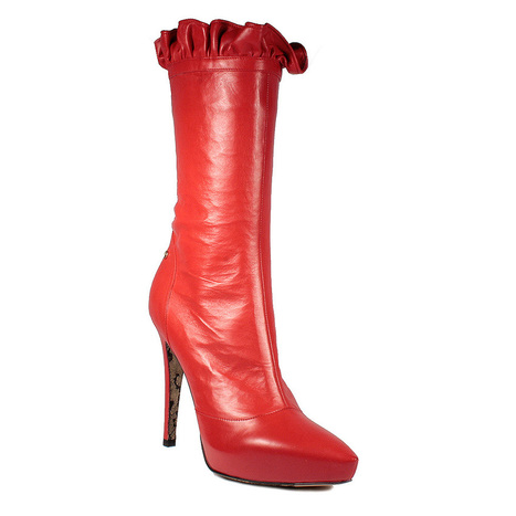 Cesare Paciotti Womens Shoes Zip-Up Medium Mid High Boots | Designer Womens Shoes | Scoop.it