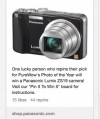 Panasonic Tries Social Waters With Pinterest Photo Contest   Digital - Advertising Age   Pinterest   Scoop.it
