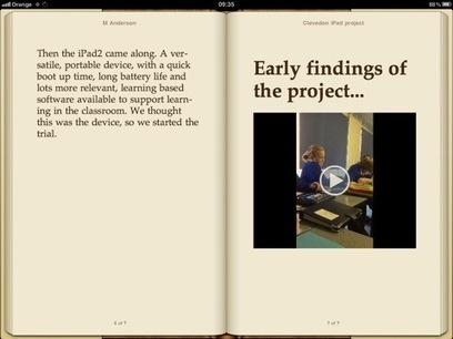 Mark Anderson's Blog » Creative Book Builder – ePub creator for iPad | eBooks and Reading | Scoop.it