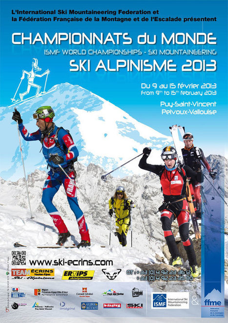 2013 Ski mountaineering World Championship = Championnats du monde de ski alpinisme = Pelvoux Vallouise Puy Saint Vincent 2013 | ski de randonnée-alpinisme-escalade | Scoop.it
