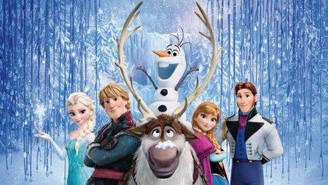 Disney Announces 'Frozen 2' | Winning The Internet | Scoop.it