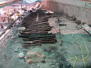 Archéologie : Une épave romaine dans le port antique d'Antibes - Institut national de recherches archéologiques préventives | Bateaux et Histoire | Scoop.it