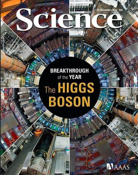 Hitos científicos del 2012 según Science   Biología de Cosas de Ciencias   Scoop.it