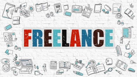 Vita da freelance: i 10 comandamenti in un'infografica | marketing personale | Scoop.it