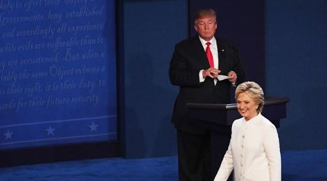 A competent, qualified woman debated a blustery, clueless man. Again. | Competitive Edge | Scoop.it