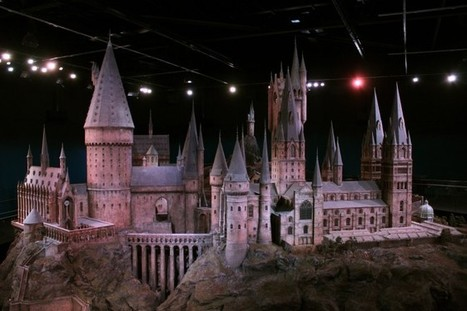 Diving Into The Making of Harry Potter Studio Tour | English Classes | Scoop.it