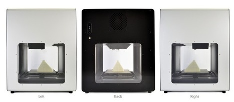 New Desktop 3D Printer Prints with ABS, Nylon and Wood | Medical Device Labeling and Packaging | Scoop.it