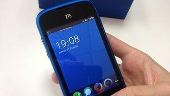 El nuevo ZTE Open con Firefox OS | Replicantes | Scoop.it