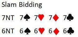 Slam Bidding « How To Play Bridge | Learn Acol Bridge | Scoop.it