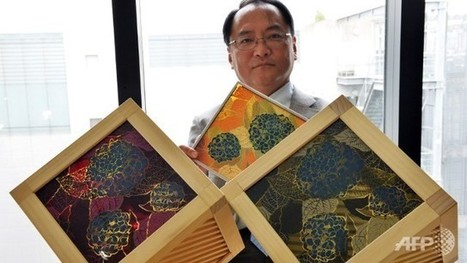 Green power blooms as Japan unveils hydrangea solar cell - Channel News Asia | Solar Cells | Scoop.it