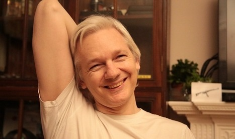 Lunch and dinner with Julian Assange, in prison | Human Rights Issues: The Latest News | Scoop.it