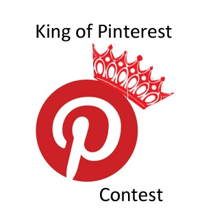 King & Queen of Pinterest Contest Update, Only 2 Days Left To Enter | King of Pinterest Contest