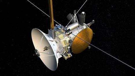 Algo está sucediendo en la superficie de Titán - FayerWayer | AstroNoticias NS | Scoop.it