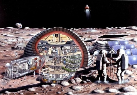 Top 10 Possibilities Of Beyond Earth Colonization - TopYaps   Interesting Facts   Scoop.it