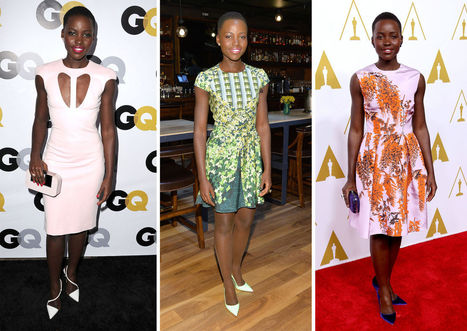 Oscar Nominee Lupita Nyong'o is Our Glamour Style Icon of the Week (OBSESSED!)   Bellafuny   Scoop.it