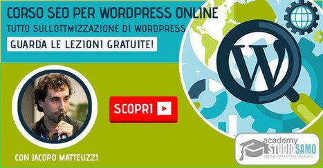 Corsi Web Marketing online in Italia | creare un blog | Scoop.it