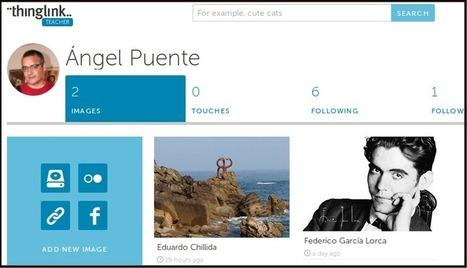 Thinglink: fotografías enriquecidas con texto y multimedia | Educacion, ecologia y TIC | Scoop.it