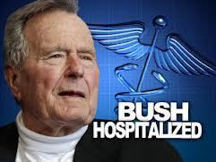 George W. Bush Hospitalized After Procedure To Open Blocked Heart Artery - Politics Balla | Politics Daily News | Scoop.it