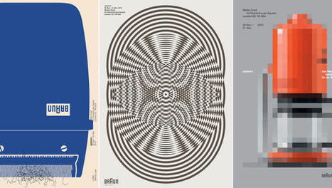 34 Posters Celebrate Braun Design In The 1960s | What's new in Visual Communication? | Scoop.it