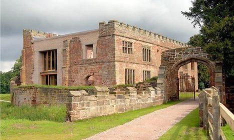 Astley Castle restoration project wins Stirling prize | Art and design ... | Lisa | Scoop.it