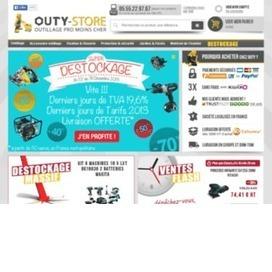Coupons de remises et codes réductions outy store - Janvier 2014 | coupon remise | Scoop.it