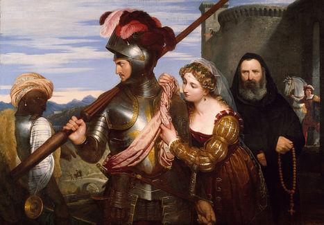 Sir Charles Lock Eastlake, RA - Artworks | Artistes d'hier, maîtres d'autrefois... | Scoop.it