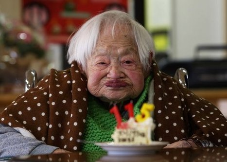 Sushi and sleep: World's oldest person offers tips for a long life | It's Show Prep for Radio | Scoop.it