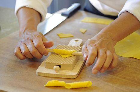 How to make fresh pasta   Kat's edible journey   Scoop.it