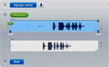 Utilidad web para Combinar Canciones en un solo audio | Código Tic | Scoop.it