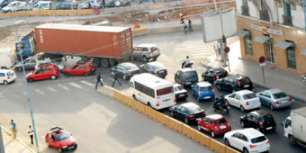 Le projet d'interdiction des poids lourds à l'intérieur des villes remis ... | gautierfaviertest | Scoop.it